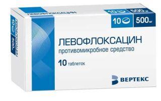 Левофлоксацин: инструкция по применению, отзывы и аналоги