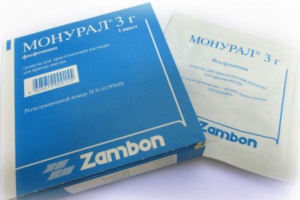 Лекарства для лечения цистита у женщин: перечень эффективных препаратов