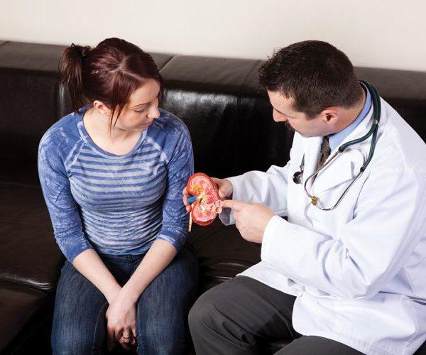 Камни в почках при беременности: причины, опасность и лечение