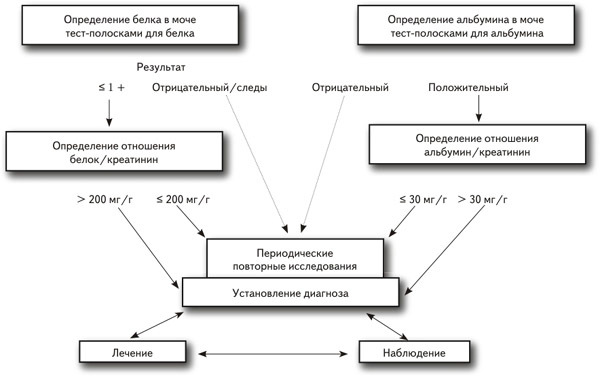 Микроальбумин в моче - норма и причины его повышения - Полезные советы