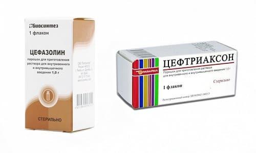 Цефтриаксон или Цефазолин: чем отличаются, что лучше и сильнее, отзывы