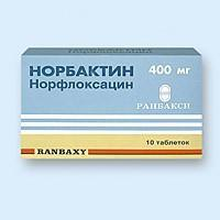 Норбактин: отзывы от врачей и пациентов, краткая инструкция