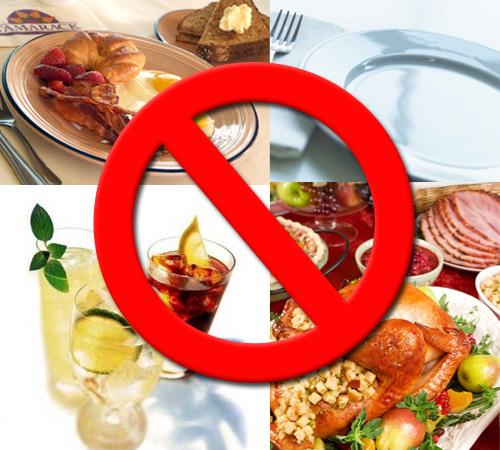 Диета при пиелонефрите: полезные и запрещенные продукты