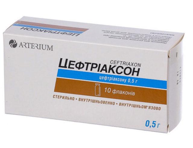 Цефтриаксон при цистите у женщин: как применяется, дозировки, побочные эффекты