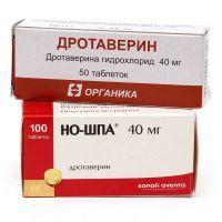 Спазмолитики в урологи: список препаратов и лечебные свойства