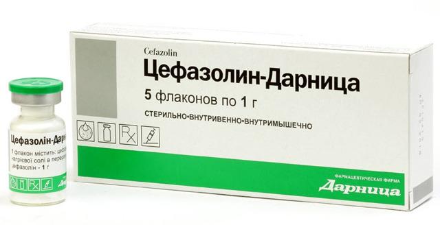 Цефазолин: инструкция по применению, цена, отзывы и аналоги