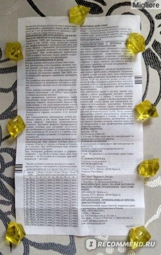 Урисан: инструкция по применению, цена, отзывы и аналоги