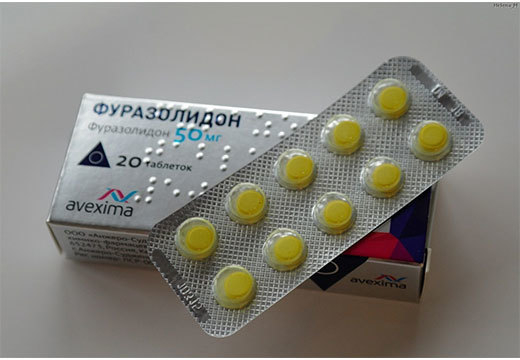 Фуразолидон: инструкция по применению и дозировки для детей, отзывы