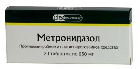Метронидазол детям: схемы приема, дозировка, противопоказания, побочные эффекты