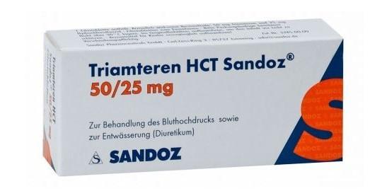 Калийсберегающие диуретики: список препаратов, действие и противопоказания