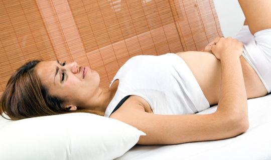 Жжение и боль в пояснице и внизу живота в районе почек у женщин: причины