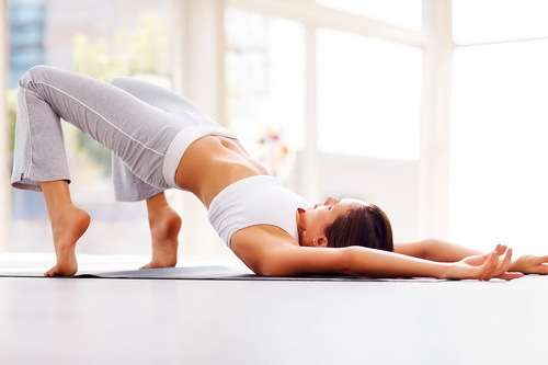 Гимнастика Кегеля для укрепления мышц тазового дна при недержании мочи у женщин