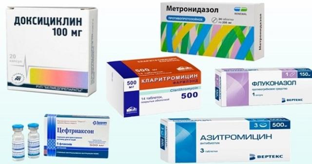 Антибиотики при уретрите у мужчин и женщин