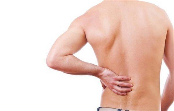 Тупая и острая боль в левом боку со стороны спины в районе поясницы