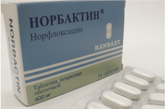 Норбактин: инструкция по применению при цистите, отзывы и аналоги