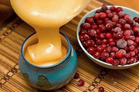 Клюква с медом для почек: полезные свойства и противопоказания